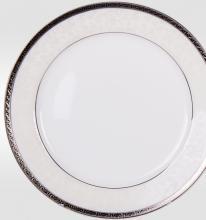 Набор закусочных тарелок на 6 персон костяной фарфор Фреска Japonica Япония