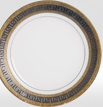 Набор подстановочных тарелок на 6 персон костяной фарфор Дживанши Japonica Япония