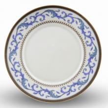 Набор подстановочных тарелок на 6 персон костяной фарфор Наоми Japonica Япония