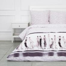 Комплект постельного белья 1,5-спальный перкаль Подиум Трехгорная мануфактура