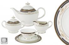Чайный сервиз Петергоф 21 предмет на 6 персон