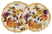 Набор тарелок: суповая + обеденная Элеганс
