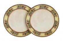 Набор из 2-х десертных тарелок Старая Тоскана