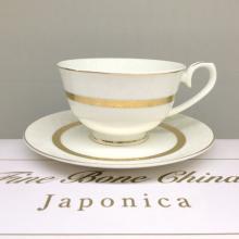Набор чайных пар 6/12 пр костяной фарфор Рокка Japonica Япония