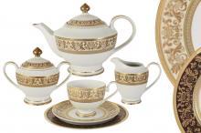 Чайный сервиз Триумф 23 предмета на 6 персон