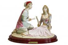 Статуэтка Ромео и Джульетта