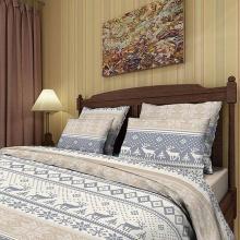 Комплект постельного белья Семейный перкаль Скандинавия Трехгорная мануфактура