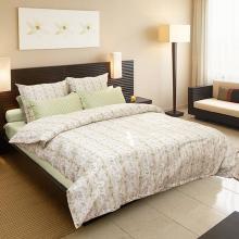 Комплект постельного белья 2-спальный макси сатин Полоса к эльфикам Трехгорная мануфактура