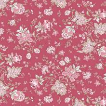 Пододеяльник 1,5-спальный сатин Орнаментальная фантазия розовый Трехгорная мануфактура