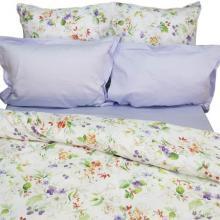 Пододеяльник 2-спальный сатин Летний сад Трехгорная мануфактура