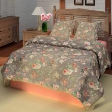 Пододеяльник 2-спальный сатин Розарий Трехгорная мануфактура