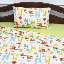Комплект постельного белья 1,5-спальный детский перкаль Жирафики Трехгорная мануфактура