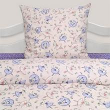 Комплект постельного белья 1,5-спальный детский перкаль Мышки-балеринки Трехгорная мануфактура