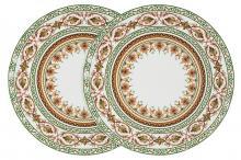Набор из 2-х обеденных тарелок Надин