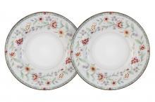 Набор из 2-х суповых тарелок Грейс