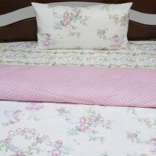 Комплект постельного белья для малышей перкаль Эльфики Трехгорная мануфактура