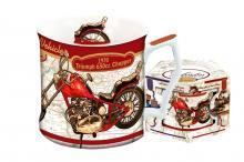 Кружка Мотоцикл Триумф 1970 г